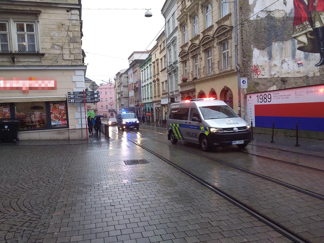 Věstonická Venuše poprvé v Olomouci zdroj foto: PČR