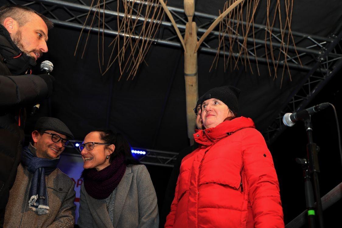 Vánoční Šumperk 2019 foto: sumpersko.net - M. Jeřábek