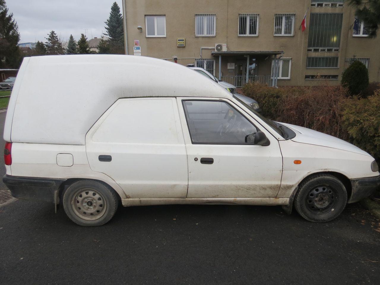 dopravní nehoda u Zábřehu zdroj foto: PČR