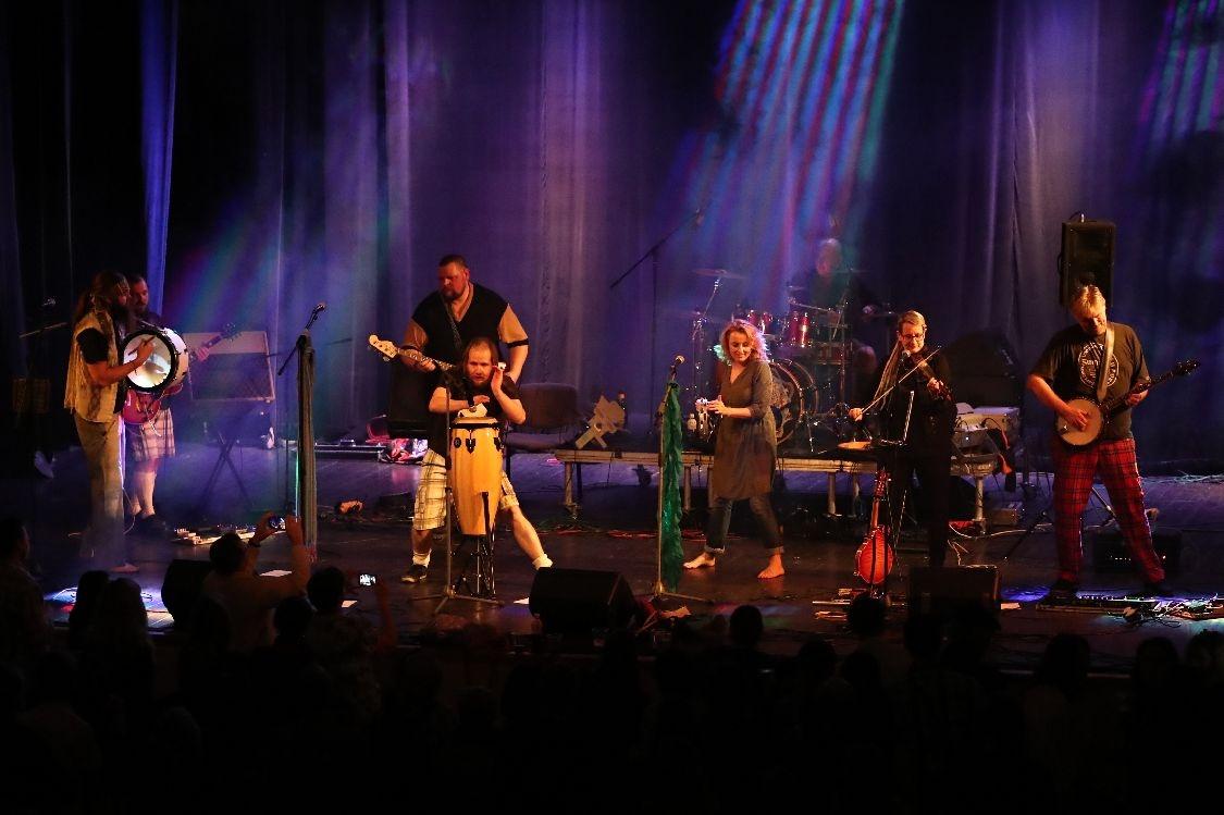 Keltský večer zdroj foto: archiv sumpersko.net - M. Jeřábek
