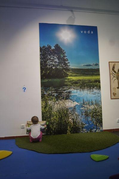 Herna plná přírody - pozvánka na výstavu zdroj foto:VMŠ