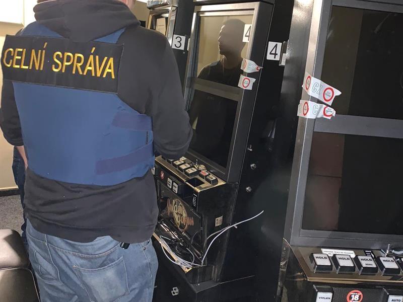 Kontrolní akce s krycím názvem BUJON zdroj foto: CÚ