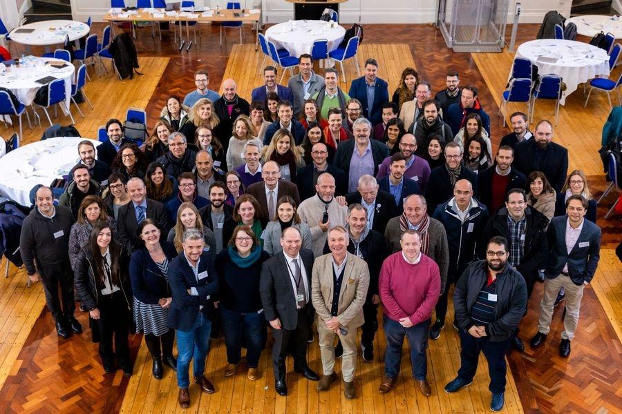 zástupci jednotlivých partnerů projektu SHAPES zdroj foto: FNOL