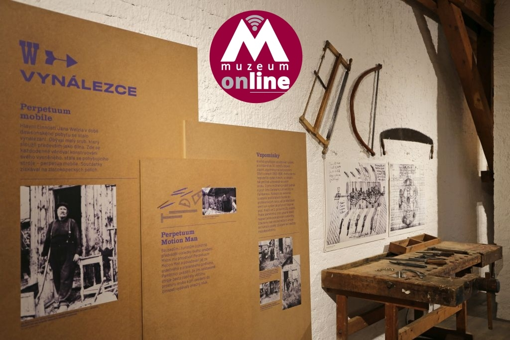 Expozice věnovaná Janu Eskymo Welzlovi zdroj foto: VMŠ