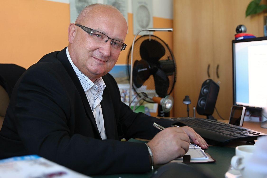 Ing. Vladimír Velčovský ředitel klubu foto: archiv šumperko.net