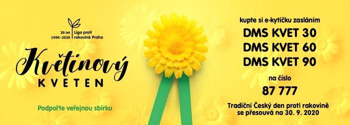 Květinový den - změna termínu zdroj: LPR