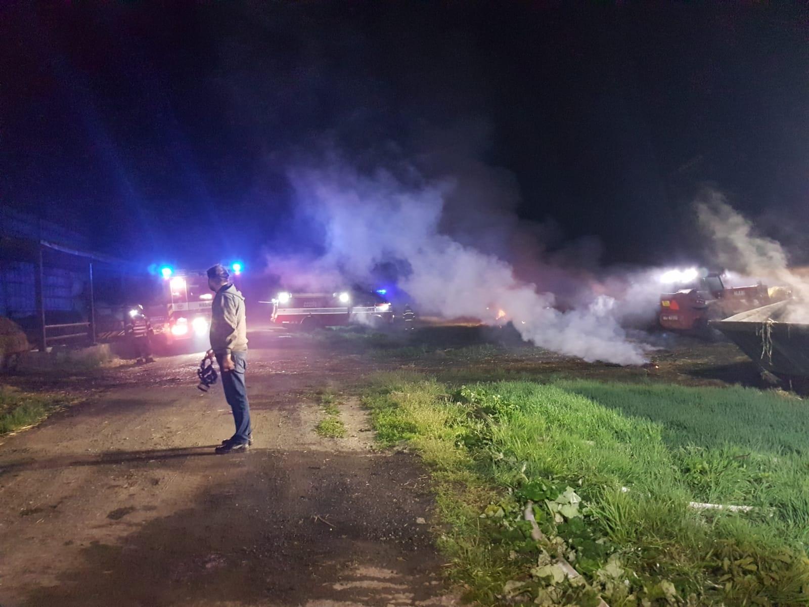 Olomoucký kraj - zásah hasičů zdroj foto: HZS OLK