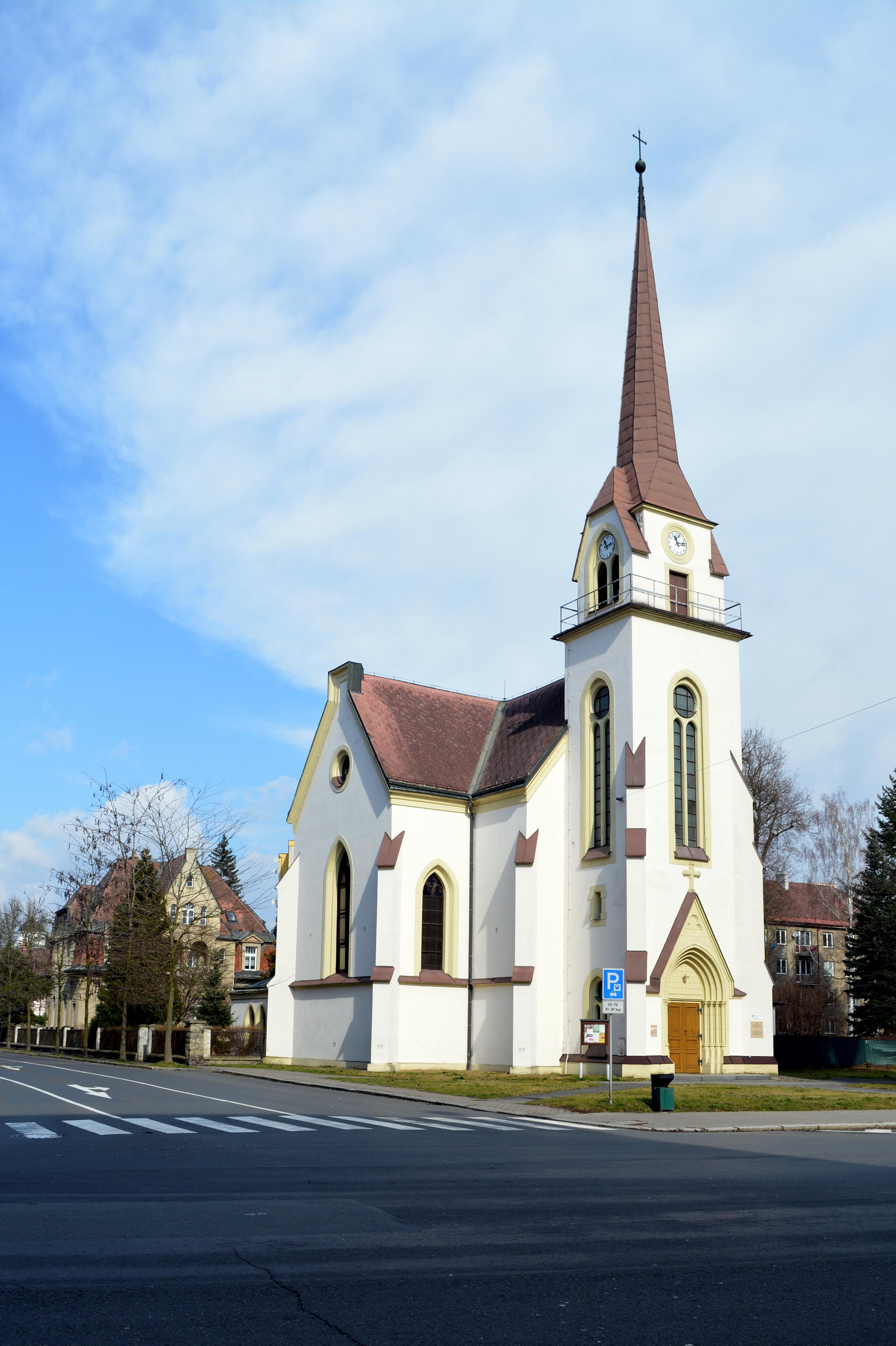 Program šumperské Noci kostelů 2020 se odehraje v evangelickém kostele. zdroj foto: K. Lipenská