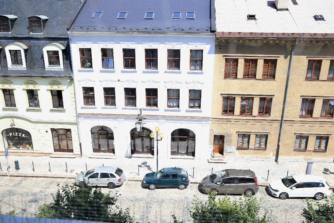 Šumperk - pohled z radniční věže zdroj foto: archiv sumpersko.net