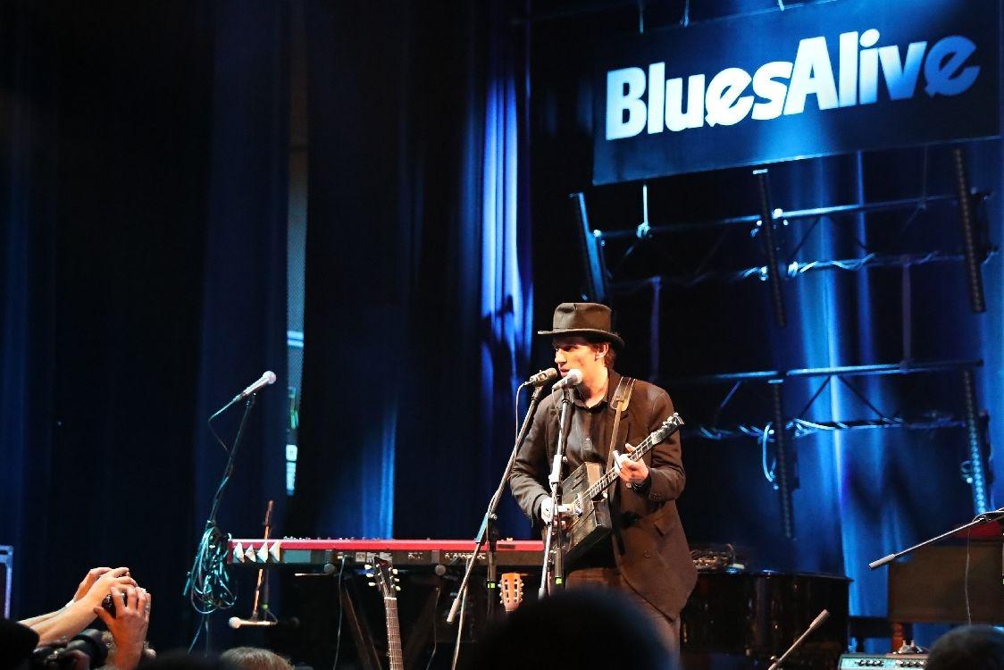 Blues Alive archiv sumpersko.net - M. Jeřábek