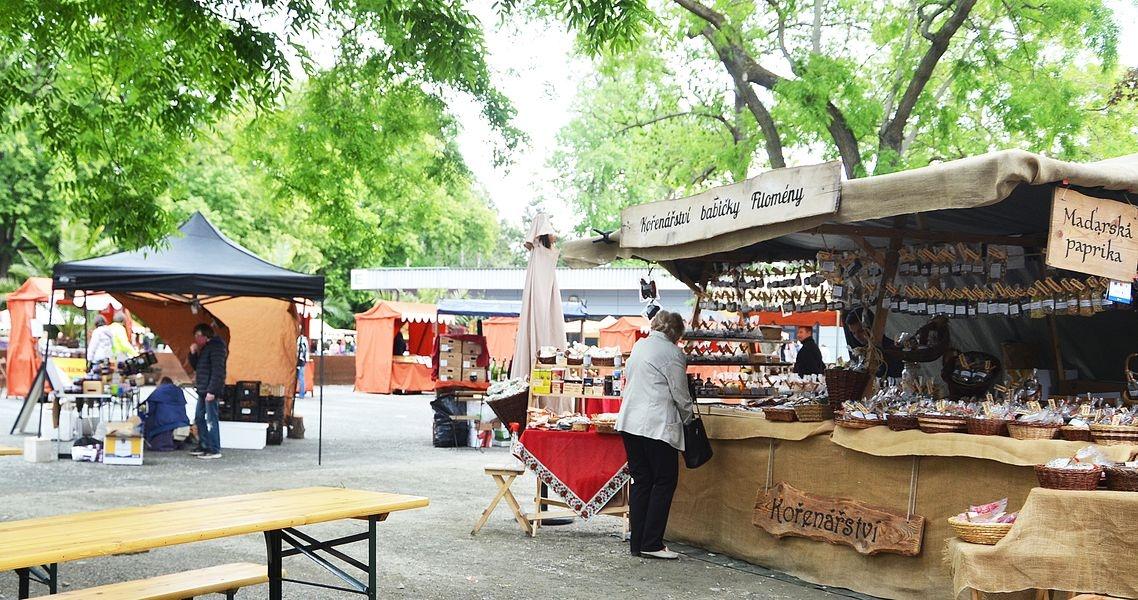 Selské trhy na Výstavišti Flora zdroj foto: K. Buchtová