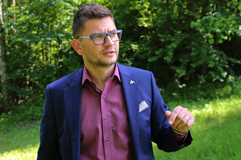 k výzvě se připojuje místostarosta Jakub Jirgl zdroj foto: archiv sumpersko.net