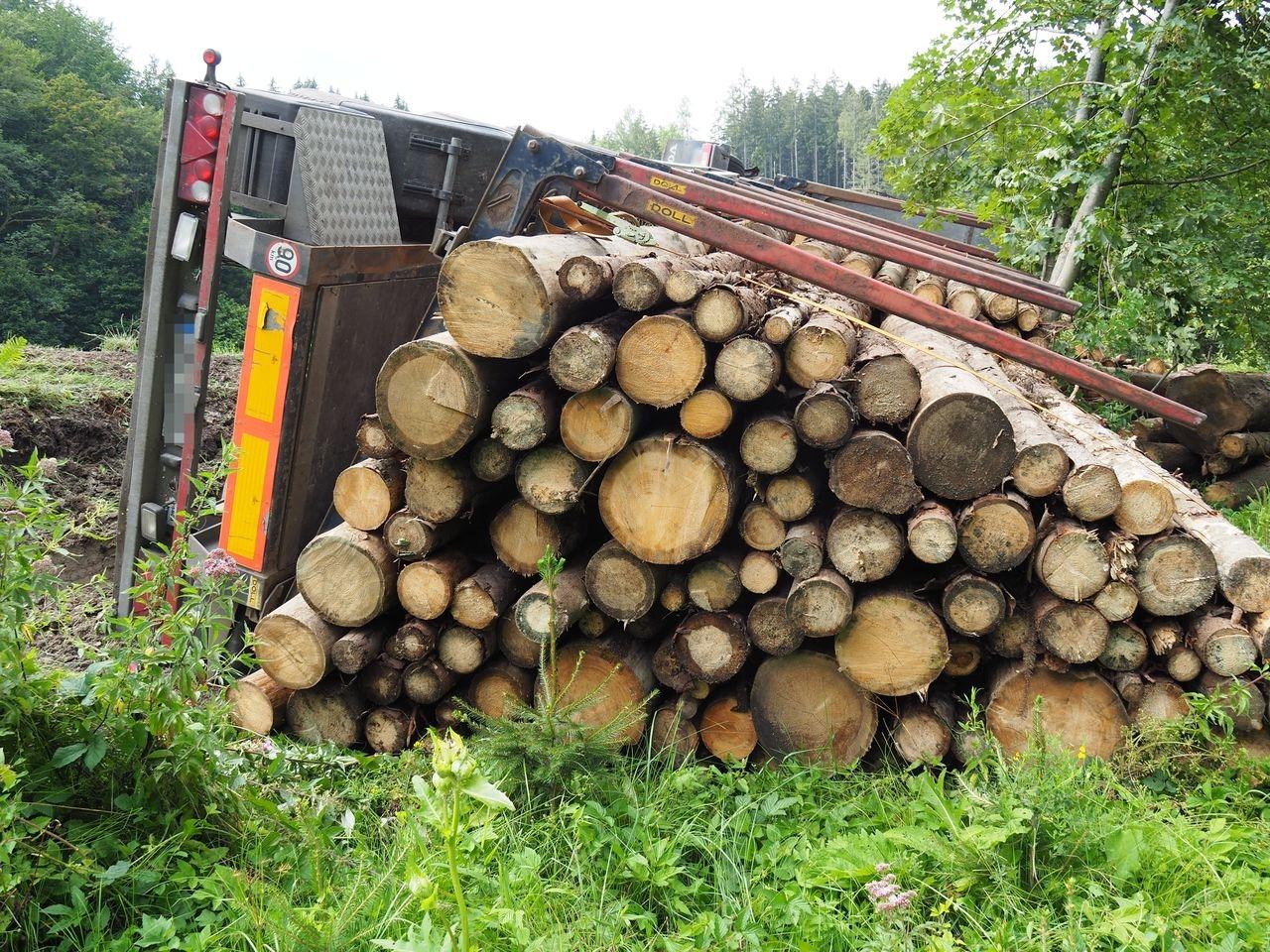 havárie Drozdov zdroj foto: PČR