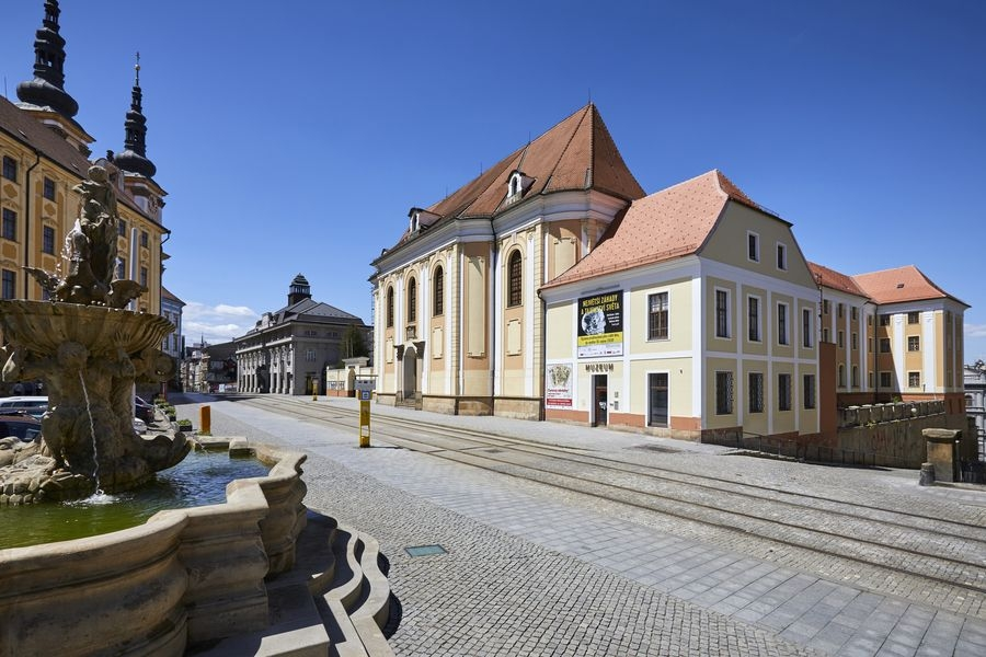VMO Olomouc zdroj foto: A. Valenta