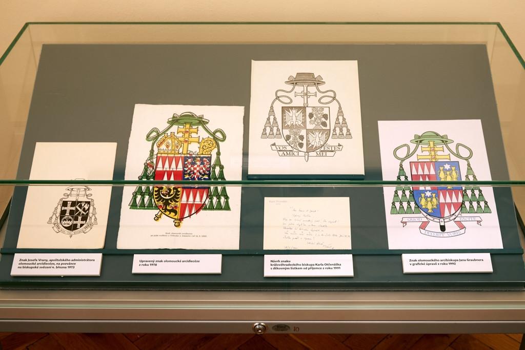 Světově uznávaný heraldik v olomouckém muzeu zdroj foto: VMO