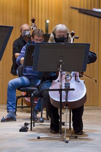 Moravská filharmonie předvedla Smyčce v hlavní roli zdroj foto: MFO
