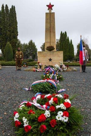 Den válečných veteránů v Olomouci zdroj foto: OLK