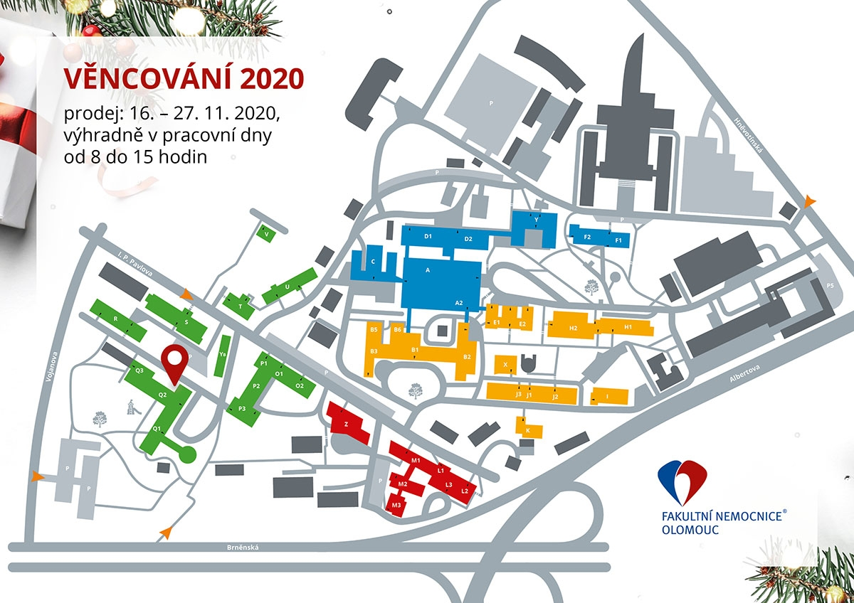 mapa věncování 2020 zdroj: FNOL