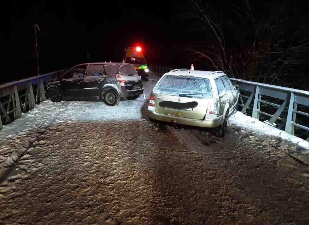 dopravní nehoda Lesnice zdroj foto: HZS OLK