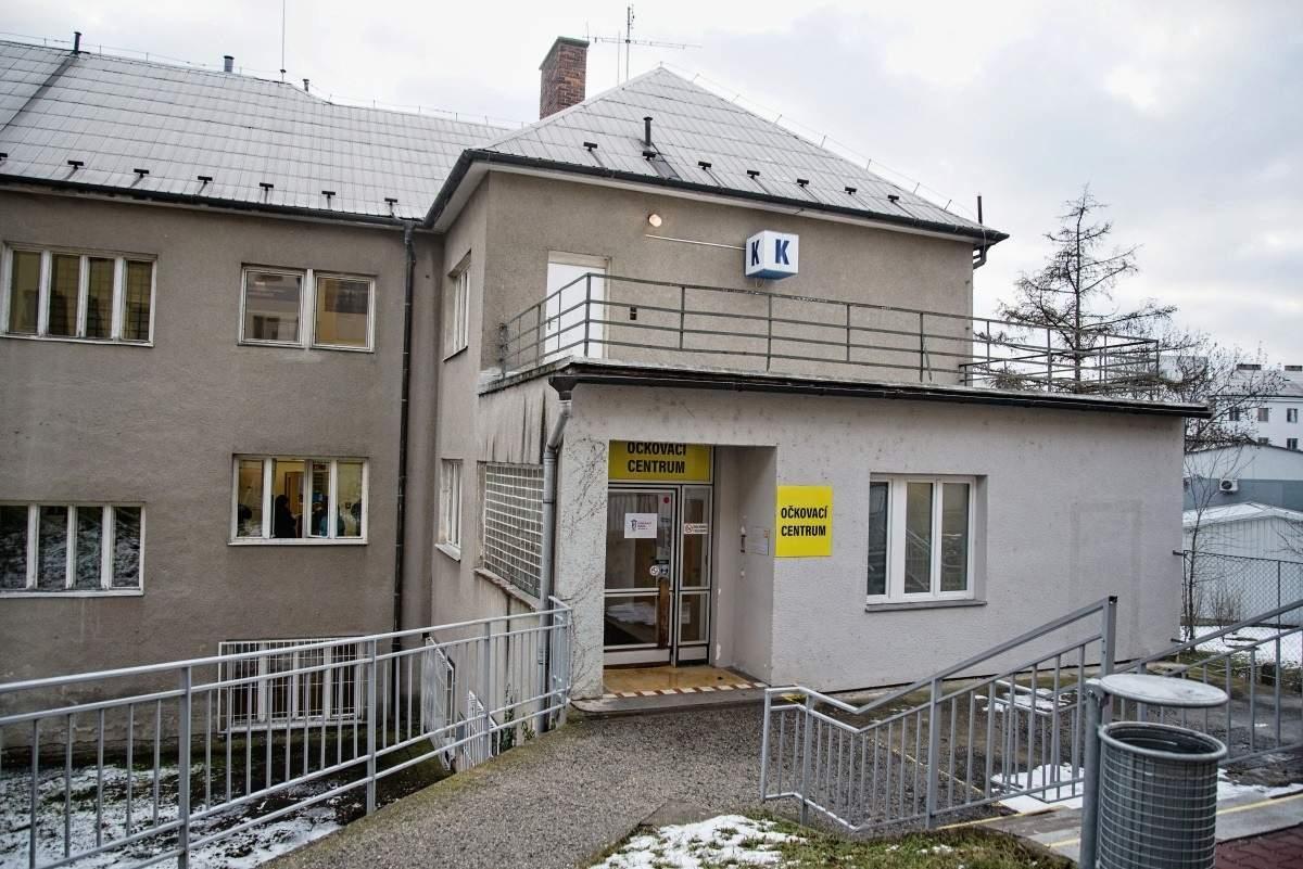 Očkovací centrum FN Olomouc zdroj foto:FNOL