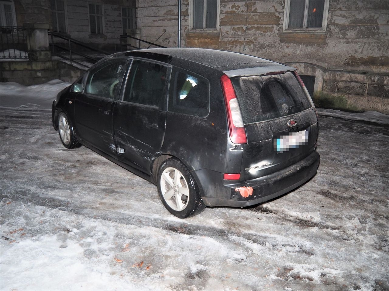 DN Šumperk zdroj foto: PČR