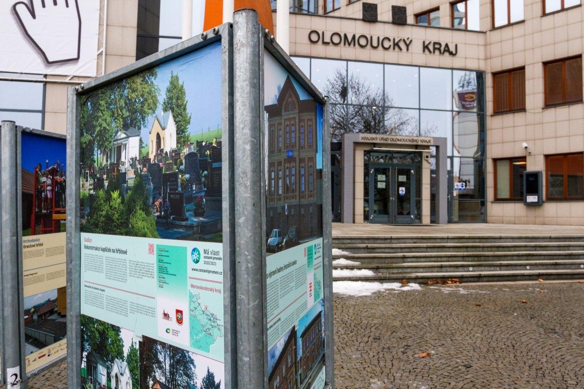 Výstava Má vlast cestami proměn zdroj foto: OLK