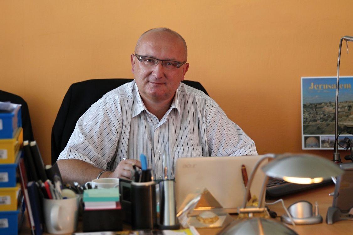 Ing. Vladimír Velčovský ředitel klubu foto: archiv šumperko.net - Milan Jeřábek