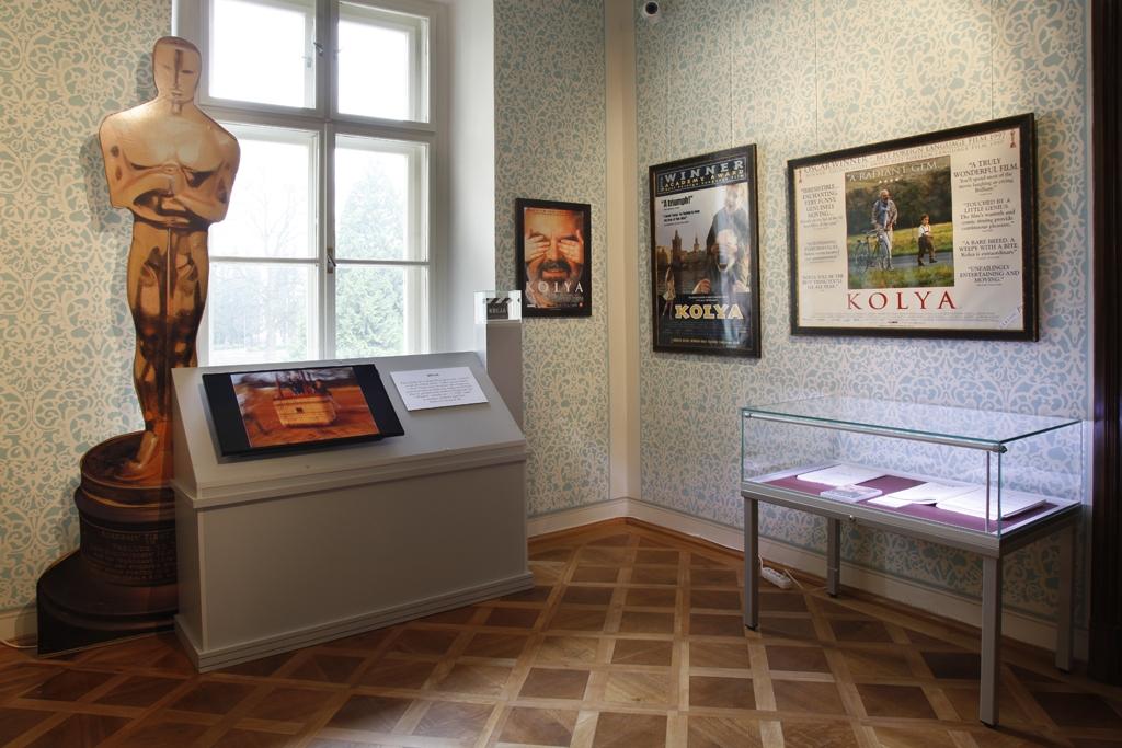 Stálá expozice na zámku v Čechách pod Kosířem zdroj foto: VMO