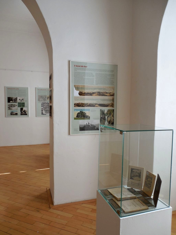 Cesta za historií turistiky zdroj foto: VMŠ