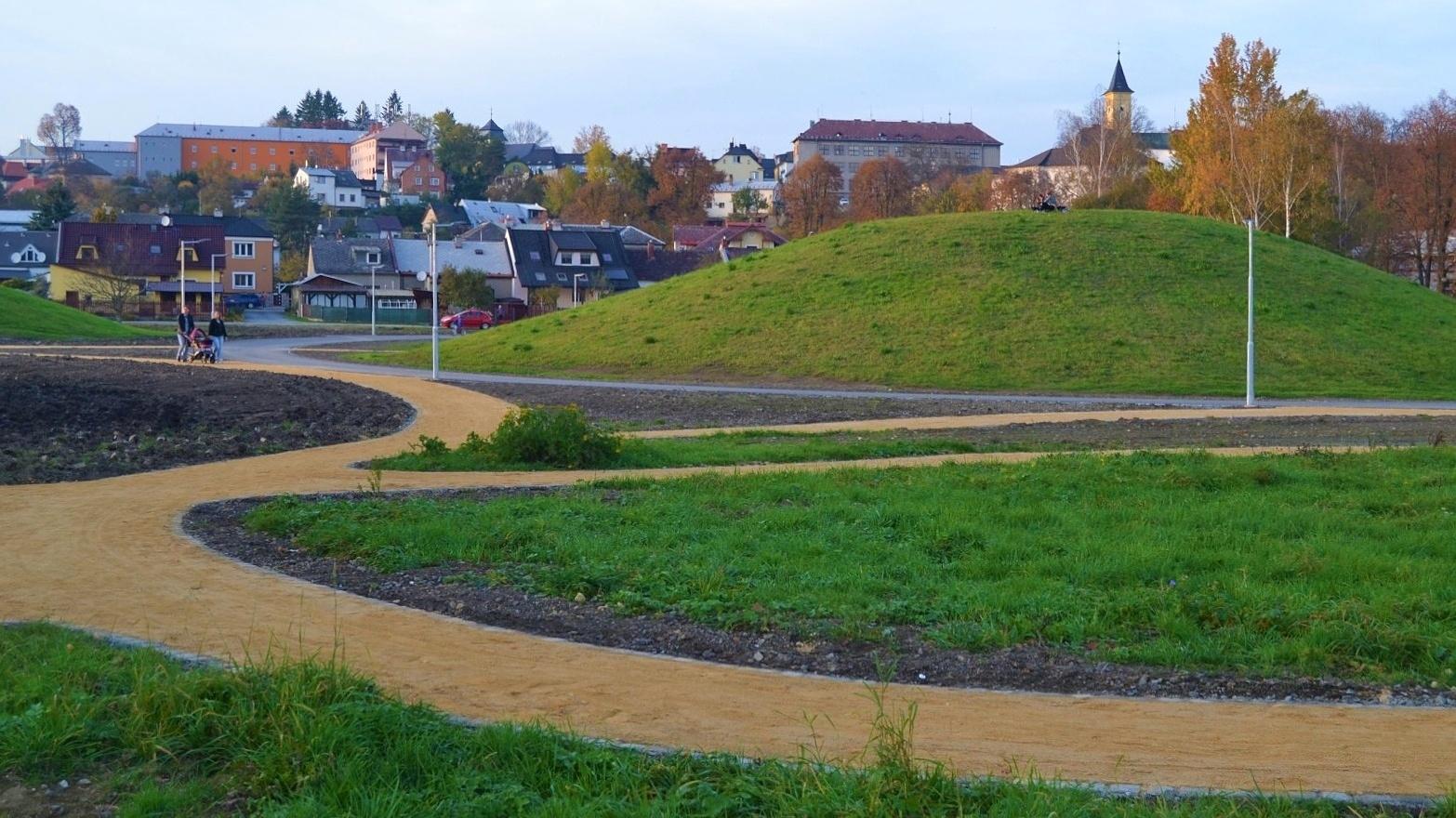 Zábřeh - Knížecí sady II. etapa zdroj foto:muz