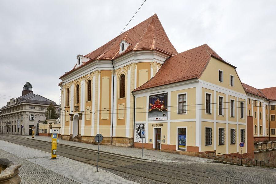 Vlastivědné muzeum Olomouc zdroj foto: A. Valenta - VMO