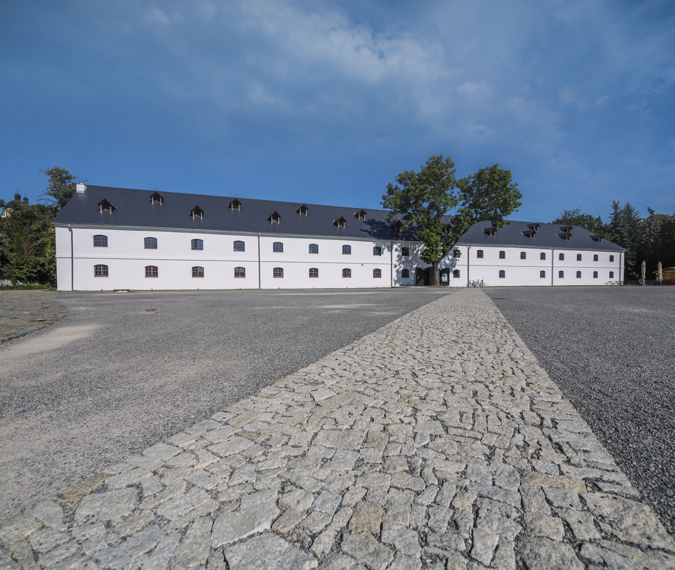 Pevnost poznání v Olomouci zdroj foto: M. Vysloužilová